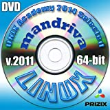 Mandriva 2011 Linux DVD 64-bit Full Installation Includes Complimentary UNIX Academy Evaluation Exam