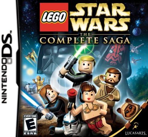 Nintendo LEGO Star Wars: The Complete Saga, DS Básico Nintendo DS vídeo - Juego (DS, Nintendo DS, Acción / Aventura, Modo multijugador, E (para todos)): Amazon.es: Videojuegos