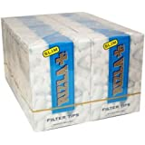 Rizla Filtri per Sigarette 6 Mm x 14 Mm, 10 Confezioni da 150 filtri