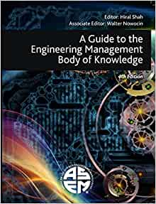 guide to the engineering management body of knowledge pdf