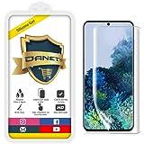 Película de Gel Silicone Flexível Para Para Samsung S20 e S20 5g 6.2 Polegadas - Proteção Que Adere E Cobre Toda A Tela - Dan