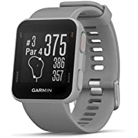 Garmin Approach S10 Lightweight GPS Golf Watch, Powder Grey