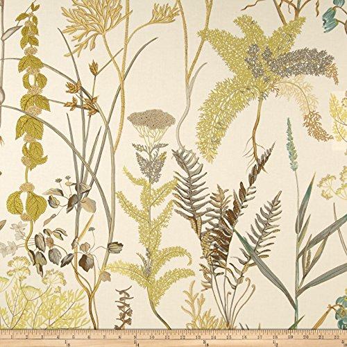 Braemore Fabrics Fern Twill Morning Dew