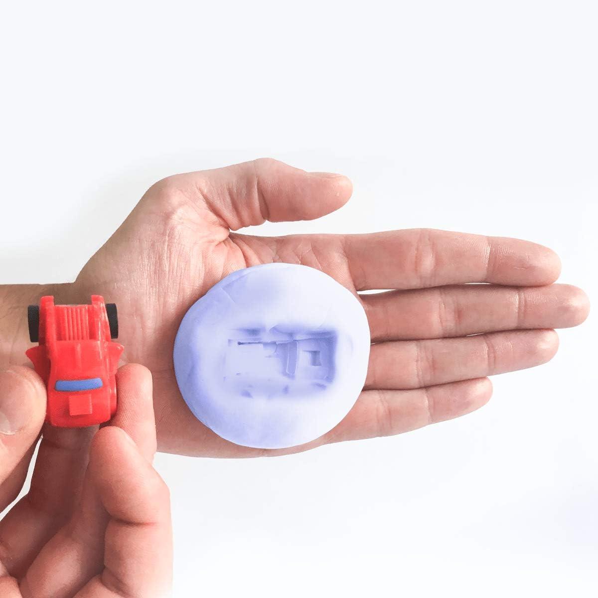 Sil Hand Goma de silicona para moldes (1 kg): Amazon.es: Bricolaje ...