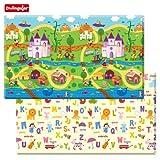 Dwinguler Eco-friendly Baby/ Kid's Play Mat - Fairy Tale Land