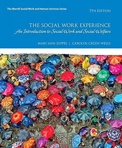 Social Work Experience Text