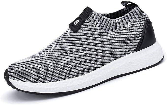 Bestow Zapatos Deportivos de Malla Transpirable de Running