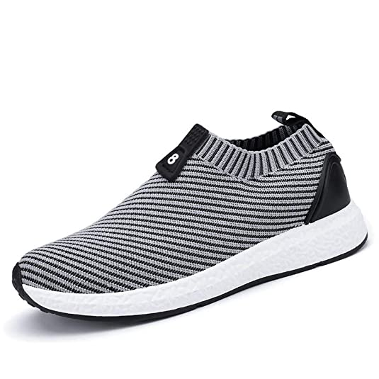 Amazon.com | Nebwe Shoes Men Running Shoes Sports Casual Summer Shoe Fashion Mens Breathable Sneakers | Fashion Sneakers
