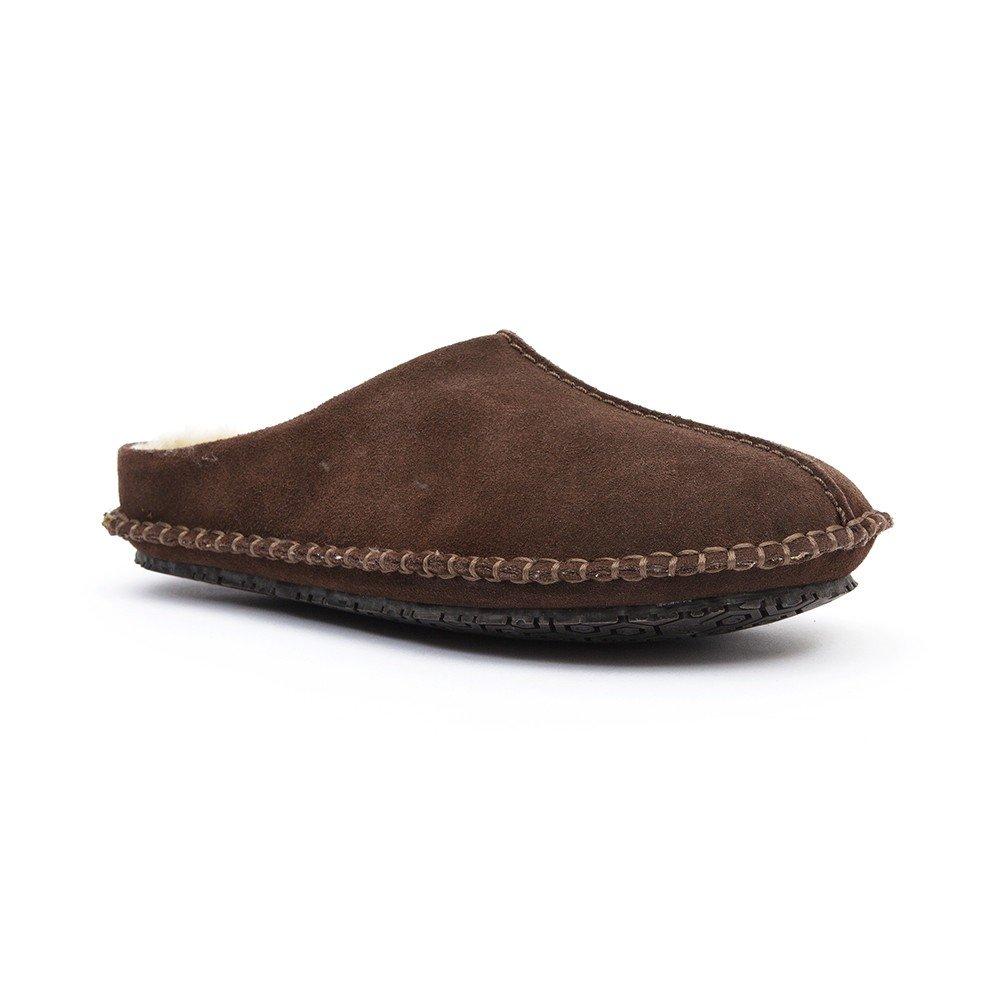 7ef643113f3088 Clarks Mens Slippers Kite Nordic Brown UK11 BRN: Amazon.ca: Shoes & Handbags