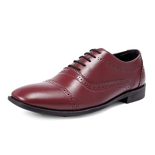 Bacca Bucci® Mens Wingtip Dress Shoes