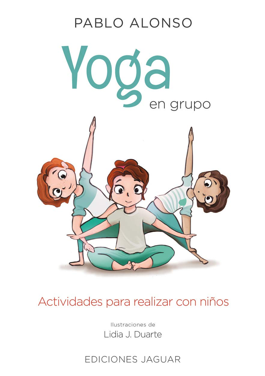 Yoga en grupo: Amazon.es: Pablo Alonso, Lidia Jiménez Duarte ...