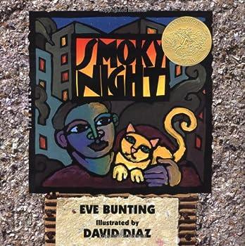 Smoky Night 0152018840 Book Cover