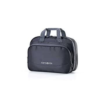 b7b652acf61 Amazon.com: Samsonite Small Toiletry Kit, Black