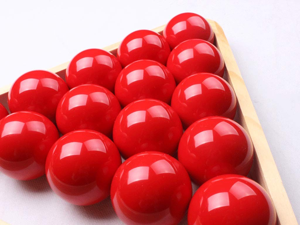 WXS Snooker Bolas de Billar, Reglamento de tamaño Completo Set 22 ...