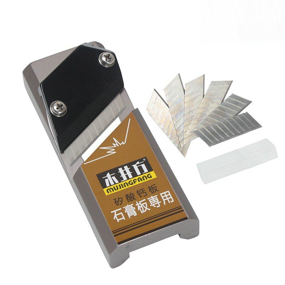 1Set Dedicated Plaster Board Edge Corner Plane Gypsum Board Planer Planing Tool by BEESS (Image #2)
