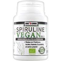 Eric Favre Spiruline Vegan Bio 100 Comprimés