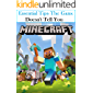 Minecraft: Essential Tips The Game Doesn't Tell You