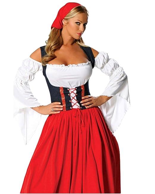 Birra Donna Per Vestito Lungo Opinioni Oktoberfest Costumi 78fxqYx5w