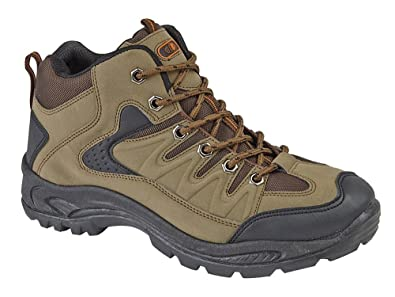 778b983dc38 MENS BOYS HIKING BOOTS WALKING ANKLE TREKKING TRAIL TRAINERS SHOES UK 6 - 12  (6
