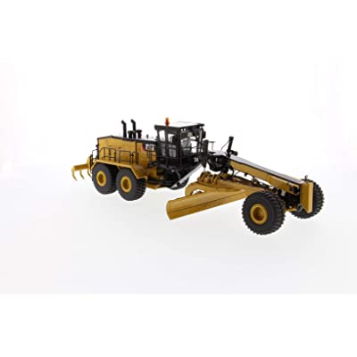 Diecast Masters Caterpillar 24 Motor Grader - High Line Series 1/50 Scale: Toys & Games