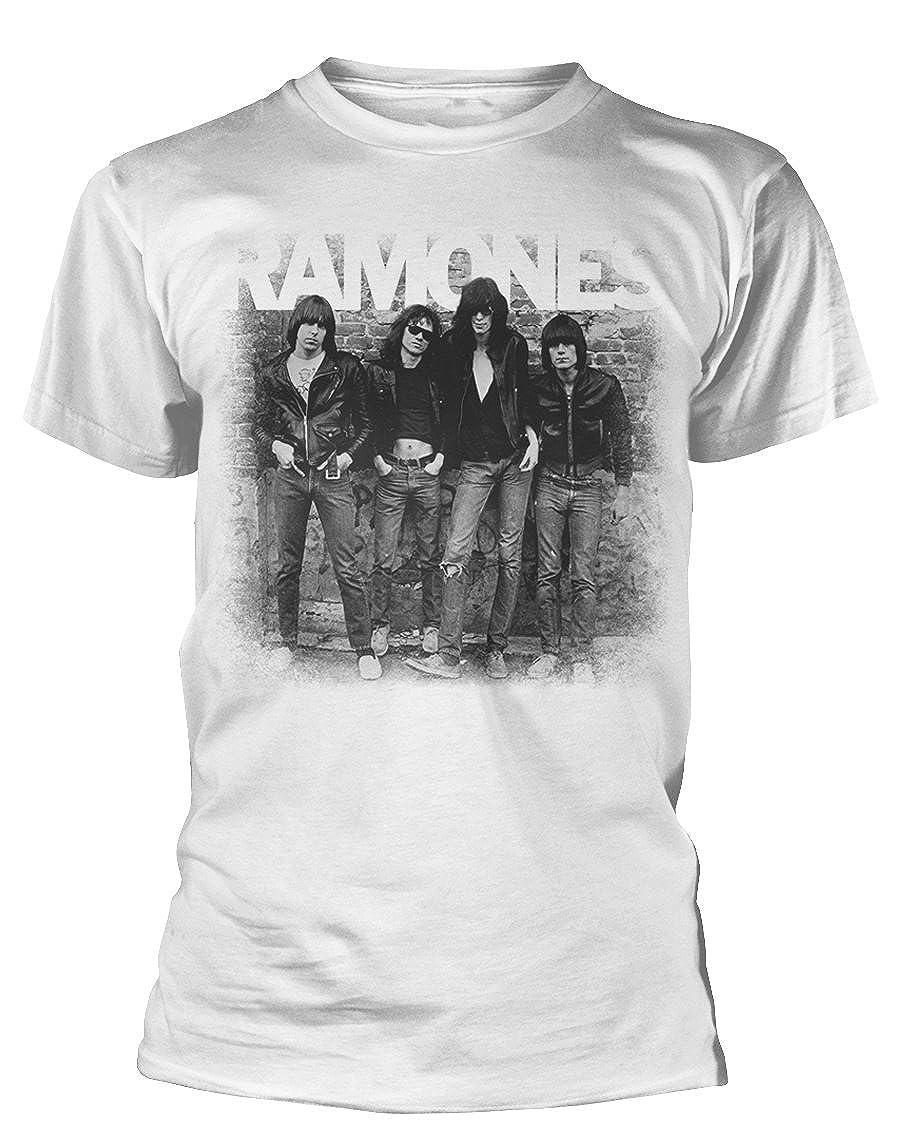 Plastic Head Ramones 1st Album Cover T-Shirt