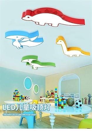 Habitación para niños Lámpara de techo Personalidad Led ...