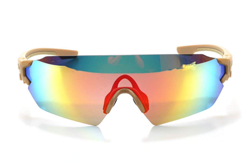 SonMo Arbeitsbrille Fahrradbrille Radbrille Nachtsichtbrille Skibrille Snowboardbrille Schneebrille TPU+PC Schnee Brille Herren Damen Blendschutz mit UV Schutz Windschutz