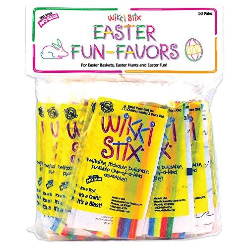 WikkiStix Easter Fun Favors by WikkiStix