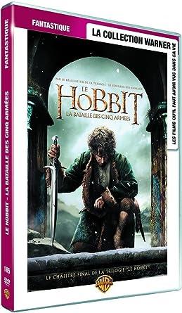 Le Hobbit : La bataille des Cinq Armées Francia DVD: Amazon.es ...