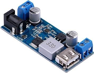 FOR 12//24V to 5V 25W Voltage Reducer  Power DC Converter Step Down Regulator