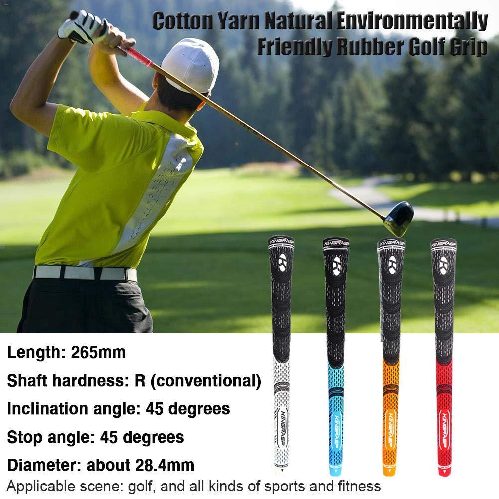 Golf Putter Grips, 9PCS Rubber Golf Grip Asidero para Palos ...
