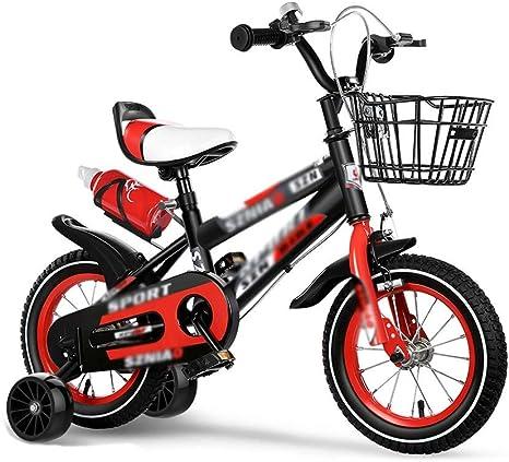 FINLR-Bicicletas infantiles Bicicleta para Niños Chicas Muchachos ...