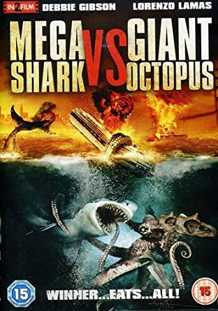 Amazon Com Mega Shark Vs Giant Octopus Movies Tv