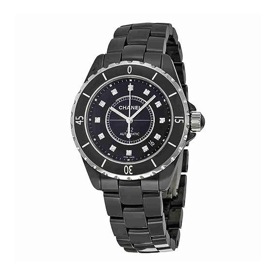 Chanel - Reloj de pulsera hombre, cerámica