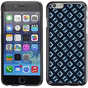 Graphic4You ILLUSIONS PATTERN Thin Slim Rigid Hard Case Cover for Apple iPhone 6 Plus / 6S Plus