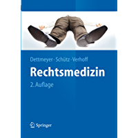 Rechtsmedizin (Springer-Lehrbuch) (German Edition)