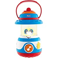 Chicco- Camping Lovers Lámpara de Juguete para bebés