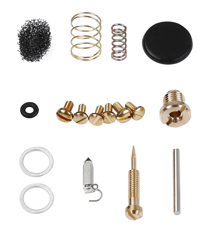 TC-Home Carburetor Repair Kit 142-0570 Fit for ONAN BF BG B43M B48M 146-0380 WITH FUEL PUMP