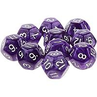 Newin Star 10 Piezas de Juegos de rol