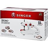 SINGER Stitch Quick + (Two Thread) Hand Held Mending Machine, White