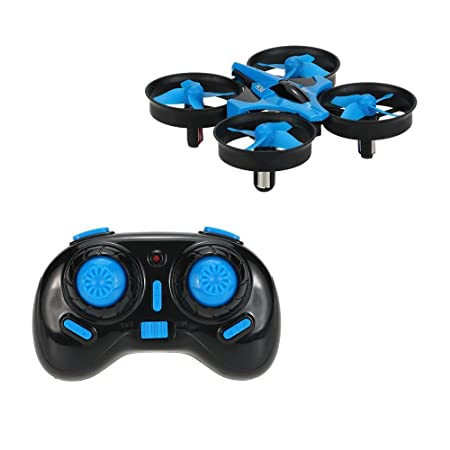 SYSAMA H36 Mini Drone 6 Axis RC Micro Quadcopters With Headless ...