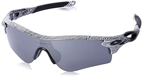 Oakley Gafas de Sol Polarized OO9181-44 (130 mm) Blanco