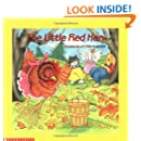 The Little Red Hen (Easy-to-Read Folktales)