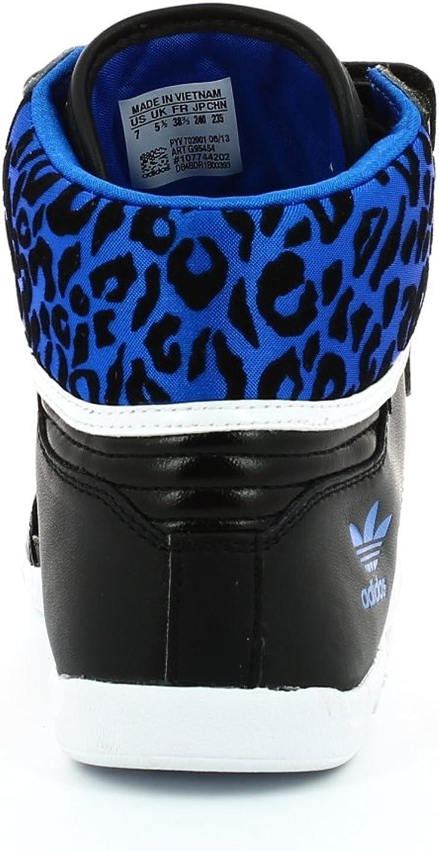 adidas Sneakers Montante Originals centenia Hi Noir Bleu