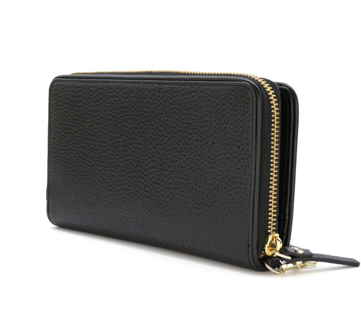Kate Spade New York Mulberry Street Brigitta Wristlet Wallet Handbag (Black) by Kate Spade New York (Image #2)