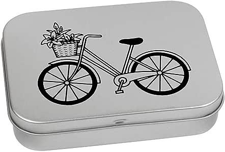 'Bicycle' Metal Hinged Tin / Storage Box (TT00131597)