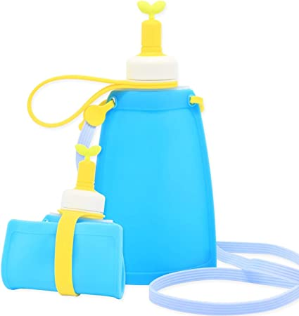 Portable Water Bottles Plastic Leak Proof For Girls Biking Travel Accessories