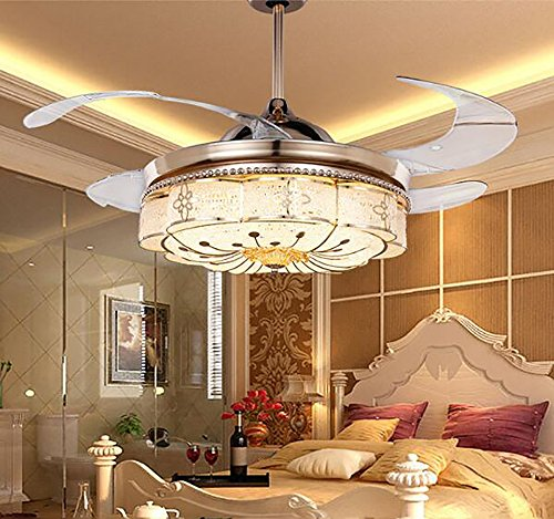 Colorled Invisible Ceiling Fans Living