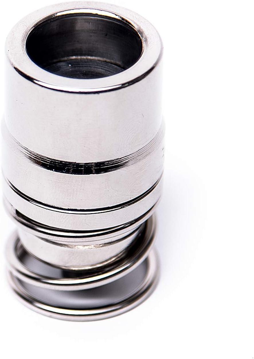 Macchina da bottoni con matrice i 100 bottoni da ricoprire bottone posteriore metallo 28 mm 44