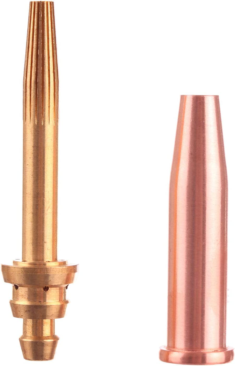 4X Oxy Propane Gas Cutting Nozzle Tip Standard PNM Propane 3-10mm 10-25mm 25-50mm 50-100mm Cutting Torch